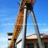 化学Material Handling Pipe Belt ConveyorかTubular Belt Conveyor