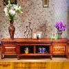 현대 Solid Wood 또는 Wooden/Timber 침실 텔레비젼 Cabinet (XS9-057)