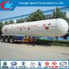 2015 China Fabrica Directo Vende Caliente Propano Glp Tanque Remolque 40.5 CBM 40500L 2 Ejes