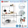 Шкаф микроволновой печи кухни крома для домочадца