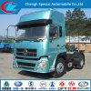 prix de camion de tracteur de bonne qualité de 375HP 4X2 bas