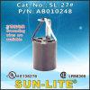 E26 Phenolic Lampholder (tipo) di Riveting SL-27#