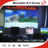 Vídeo a todo color de interior P3 de a-Li de la montaña/publicidad de la visualización de LED