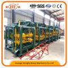 Bloque de cemento automático completo Qt4 que forma la máquina