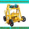 Qt40-3b Ei-Schicht-Block-Maschine für Verkauf