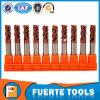 4 Flöte-fester Karbid CNC-Drehbank-Hilfsmittel-Drehkopf