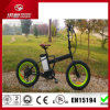 2015 grasso Mountain E-Bike Foldable E-Bike Made in Cina