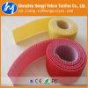 Fita tomada o partido dobro colorida de Velcro da boa adesão