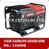10kw 2 Generator van de Benzine van het Begin van de Motor 690cc van de Cilinder de v-Tweeling Zeer belangrijke