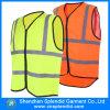 Veste reflexiva de trabalho da segurança do vestuário da roupa elevada da visibilidade