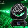 Bewegliche Hauptleuchte der Summen-Wäsche-LED RGBW
