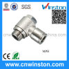 G Thread Metal Push in Pneumatic Fittings with CE