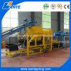 Польностью автоматическая конкретная машина фабрики кирпича цемента Qt4-25