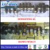 Gesmede Steel Crankshaft voor Dongfeng 6L & HOWO Wd615