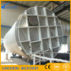 Fabricação do tanque de armazenamento do aço de carbono para o estoque líquido