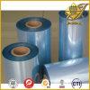 Feuille claire superbe de PVC de plastique dans une Rolls