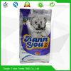 알루미늄 호일 박판으로 만들어진 애완 동물 먹이 플레스틱 포장 부대