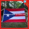 La coutume annonçant le polyester folâtre le drapeau géant