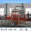 Máquina de fabricación de ladrillo automática de mucha demanda de la nueva tecnología Qt6-15
