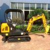 Mini Gardern Digging Excavator com Accessories