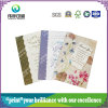 선물 인사장을 인쇄하는 각종 서류상 생일