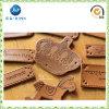 Etiqueta 2016 do couro de China para o vestuário (JP-LL006)