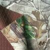Poli panno morbido tenuto da adesivo dell'assegno di 100% - TPU (#UKT25845-P)