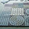 Vario Color Granite Cube Stone/Cobble Stone su Mesh con Cheap Price