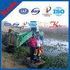 Erbe acquatiche Harvester/Cutting Ship/Boat lago/del fiume