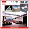 Comitato di parete di alluminio di alluminio rivestito caldo del rivestimento ASP di vendita PVDF