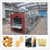 Alta cadena de producción automática completa eficiente de la galleta del emparedado
