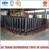 Cilindro hidráulico telescópico Sistema Tipping para Caminhões