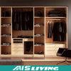 Moderner hölzerner Korn-Wohnungs-Schlafzimmer-Garderoben-Wandschrank (AIS-W93)