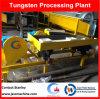 Tabella dell'agitatore dell'attrezzatura mineraria del tungsteno