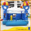 Ligação em ponte inflável de salto de pára-quedas do Bouncer do tema (AQ02133)