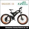 Fjの電気バイク、電気山の自転車、マウンテンバイクの中断