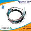 La asamblea de cable del harness del alambre con RoHS aprobó
