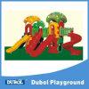 Скольжения пластмассы спортивной площадки детей высокия стандарта Dubol