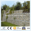 Горяч-Окунутая гальванизированная сваренная коробка Gabion, каменная сохраняя стена, корзина Gabion