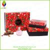香水のためのカスタマイズされた花の印刷装飾的なボックス