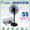 55W 휴대용 태양 가정 에너지 시스템 (PETC-FD-55W)