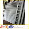 Obturador central del enchufe de la condición del aire/ventana movible del obturador del marco de aluminio