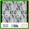 Blume Lace Elastic Lace Fabric für Garment Accessory
