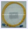 3.0 Cuerda de remiendo óptica a dos caras de fibra de LC-LC SM