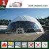 Big Limpar redondo telhado Dome Tent para Concertos Eventos