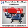 Dieselmotor van de Cilinder van Changfa de Enige L20