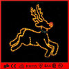 Indicatore luminoso corrente della corda di natale della renna di alta qualità 2015