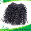 Уток человеческих волос супер Afro Kinky курчавый (AFAKC)