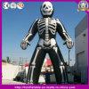 Heißer Verkaufs-aufblasbares Schädel-Skelett für Halloween-Dekoration