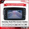 Android Car DVD Player para Mercedes-Benz Viano / Vaneo / Vito / C-W203 / a-W168 / Clk-C209 / G-W463